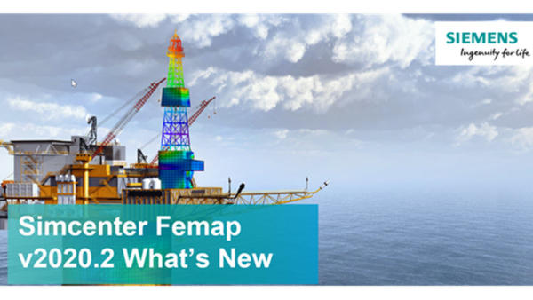 Simcenter Femap V2020 2 Whats New