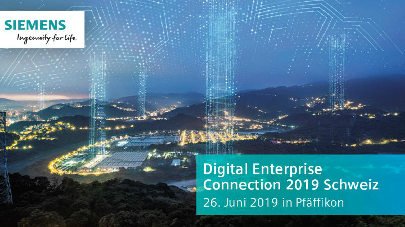 Digital Enterprise Connection 2019