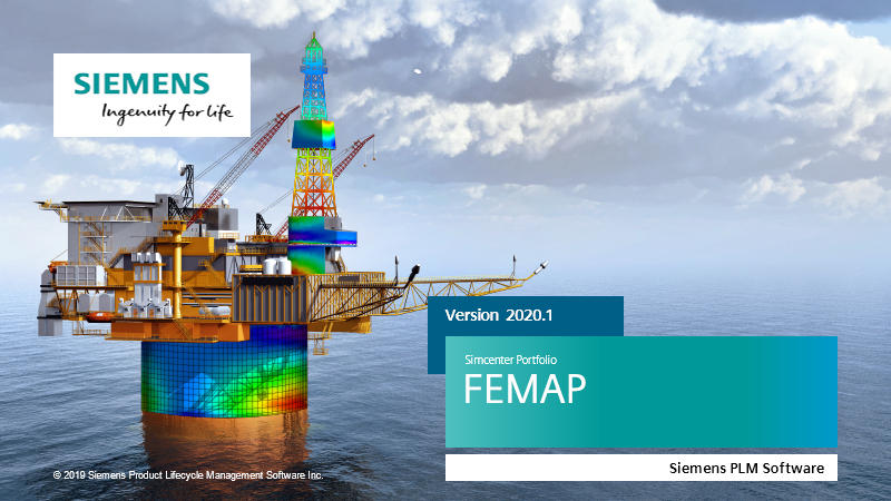 Live Webinar - What's New in Simcenter FEMAP V2020.1