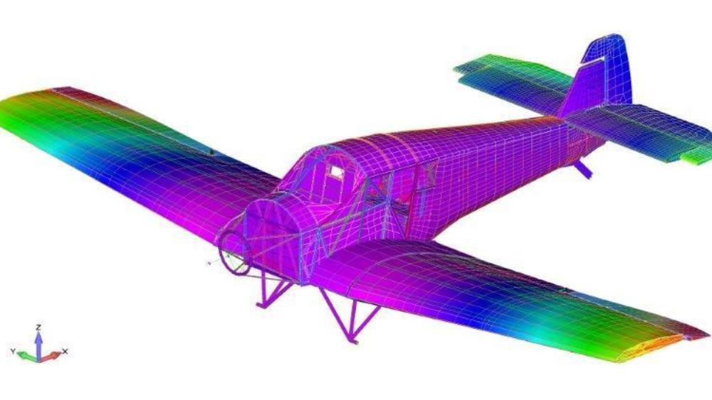 Flutter Junkers F13