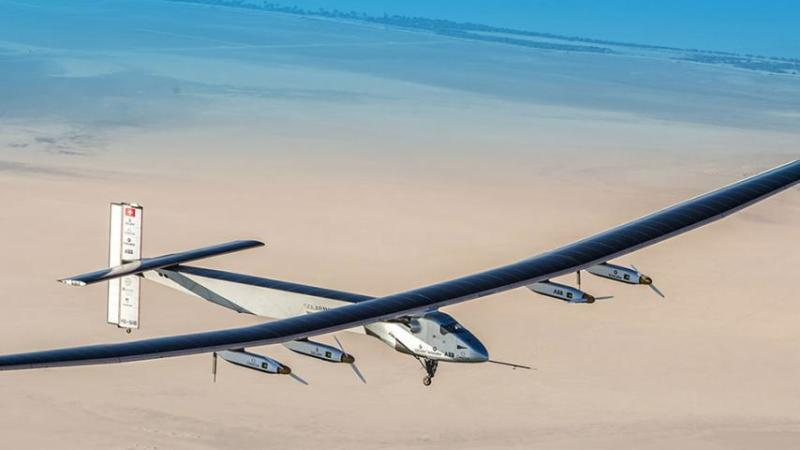 Junkers F-13 and Solar Impulse SA