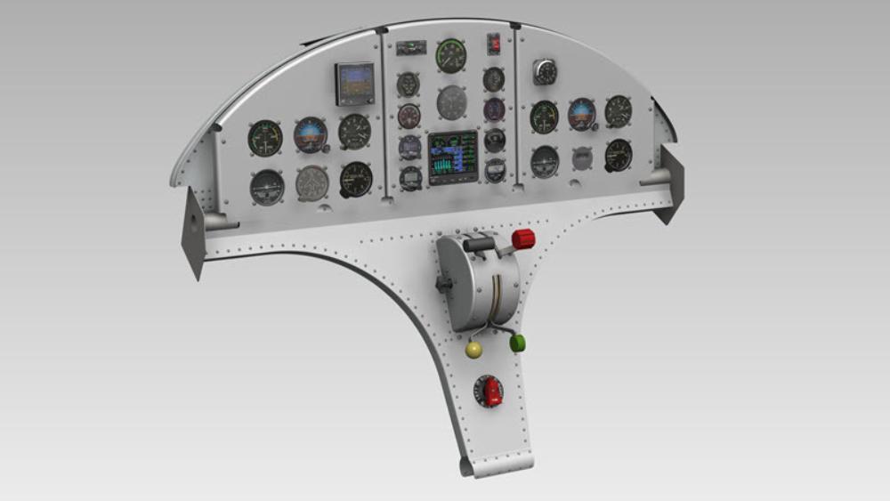 Instrument Panel F13