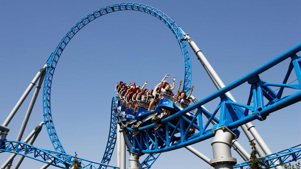 Rollercoaster 800