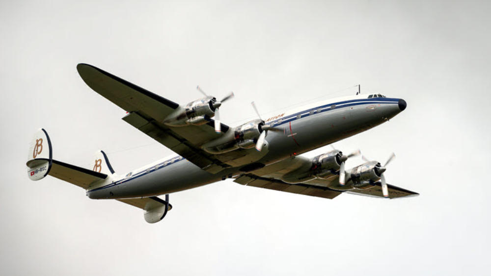 Super Constellation HB-RSC