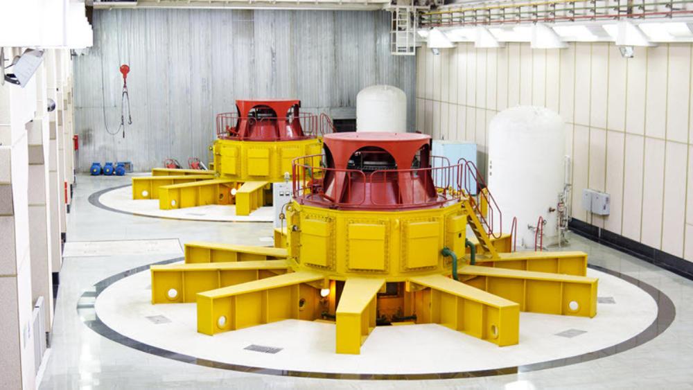 Wasserkraft 800